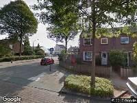 Ambulance naar Baarzenstraat in Vught