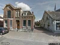 Ambulance naar Houtse Heuvel in Den Hout
