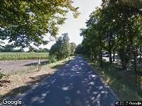 Ambulance naar Hoevestraat in Oosterhout