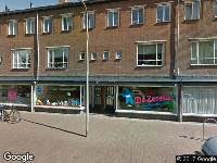 Brandweer naar Simon van Slingelandtplein in Zwolle