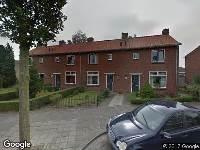 Brandweer naar Schipholtstraat in Enschede