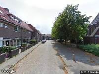 Brandweer naar Windesheimstraat in Zwolle