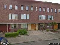 Brandweer naar Karveelschipperstraat in Zwolle