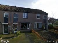 Ambulance naar Clausstraat in Rijen