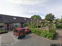 Ambulance naar Potsmaat in Doesburg