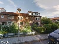 Ambulance naar Herfststraat in Amsterdam