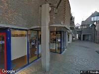 Ambulance naar Taatedam in Katwijk