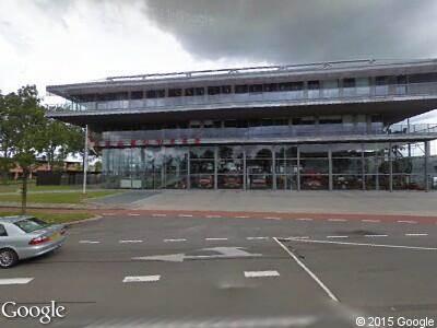 Brandweer naar Marsweg in Zwolle