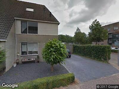 Brandweer naar Sloetmarke in Zwolle