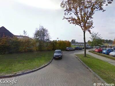 Ambulance naar Hofspoor in Houten