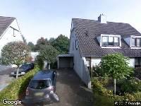 Ambulance naar Molenacker in Oisterwijk