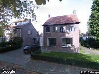 Brandweer en politie naar Scheepersdijk in Oisterwijk