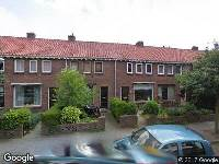 Brandweer naar Begoniastraat in Zwolle