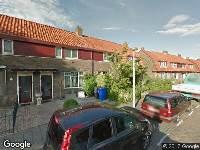 Ambulance naar Burgemeester Bletzstraat in Amsterdam