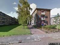 Brandweer naar Minervalaan in Zwolle