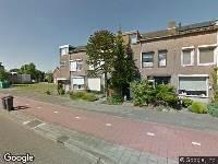 Ambulance naar Raadhuisplein in Rijen