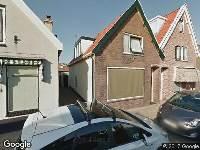 Ambulance naar Jan Tooropstraat in Katwijk