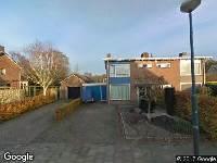 Ambulance naar Velftstraat in Heesch