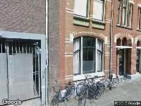 Brandweer naar Eigenhaardstraat in Zwolle
