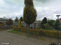 Ambulance naar Abt Moorsstraat in Heeswijk-Dinther