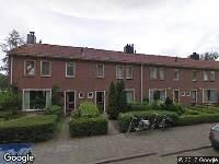 Brandweer naar Primulastraat in Zwolle