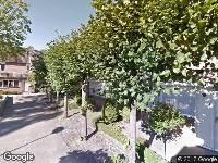 Brandweer naar Schoorveken in Rijen