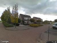 Ambulance naar Burgemeester Bouwensestraat in Scherpenisse
