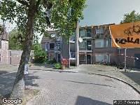 Brandweer naar Moerbeistraat in Zwolle