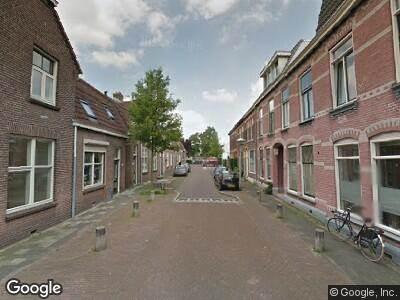 Brandweer naar Sallandstraat in Zwolle