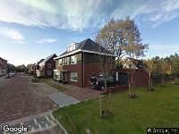 Ambulance naar Vleutloop in Heesch