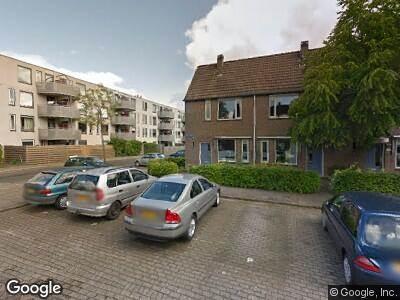 Brandweer naar Van Yrtebelt in Zwolle