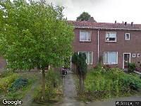 Brandweer naar Magnoliastraat in Zwolle