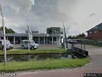 Ambulance naar Oosteinderweg in Aalsmeer
