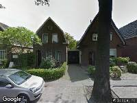 Ambulance naar Heusdensebaan in Oisterwijk