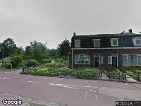 Ambulance naar Oisterwijksebaan in Heukelom