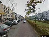 Ambulance naar Avenue Carnisse in Barendrecht