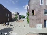 Ambulance naar Planetenplein in Haarlem
