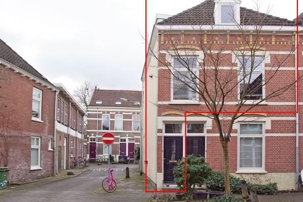 Woning roukensstraat 13 nijmegen for Huis nijmegen