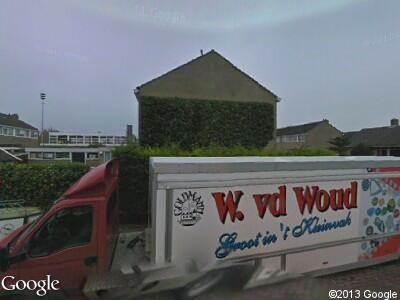 W. van der Woud Warten