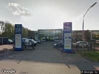 Nieuw bedrijf Tankstation Laan der VN