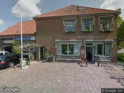 Eetcafé de Dam Nieuwpoort