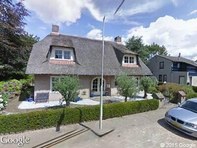 Omgevingsvergunning Vossenberg 15 Prinsenbeek