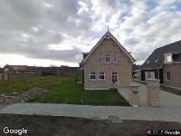 Verleende omgevingsvergunning, het bouwen van een woning, Scherpenisse
