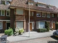 Afgehandelde omgevingsvergunning, het plaatsen van een dakkapel   op het voordakvlak van een woning, Merwedekade 265 te Utrecht,   HZ_WABO-17-30173