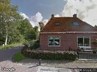 Ontvangen aanvraag omgevingsvergunning, Zomerweg 8 B te Tytsjerk het kappen van een boom