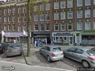 Omgevingsvergunning Eerste Van Swindenstraat 10 Amsterdam