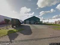 Verdaging beslissing aanvraag omgevingsvergunning, Bolsward, De Marne 27A  het vergroten van het bedrijfsgebouw in strijd met het bestemmingsplan