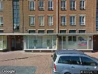 Verleende omgevingsvergunning, Jacob van Gillesstraat 1A, intern verbouwen pand en wijzigen gevel