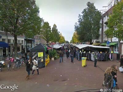 Omgevingsvergunning Dapperstraat 94 Amsterdam