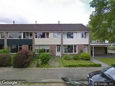 Omgevingsvergunning Joris Helleputtestraat 14 Breda